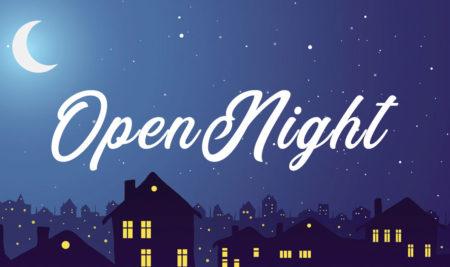 Open Night – Porte aperte per una serata di scoperte ed emozioni a Rigola