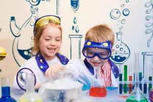 laboratorio scientifico bambini