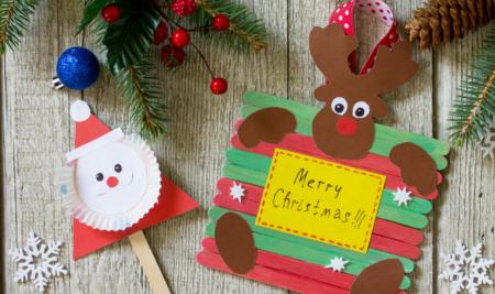 Lavoretti creativi Natale: tutte le idee per i bambini e per la scuola