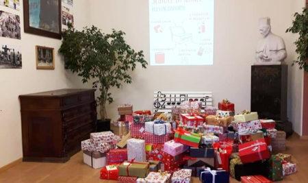 Scatole di Natale: un progetto di solidarietà che scalda il cuore