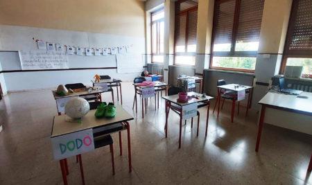 La classe dei banchi vuoti – un progetto per la classe seconda della scuola secondaria