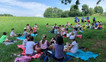 Il summer camp di Rigola viaggia a pieno ritmo!